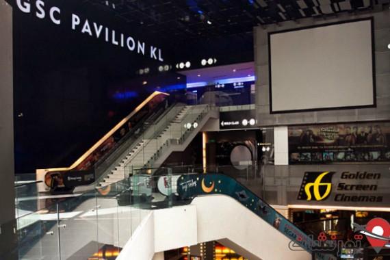 مرکز خرید پاویلیون مالزی
