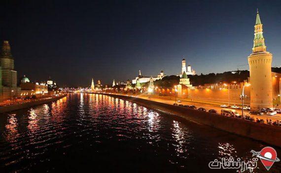 رودخانه مسکوا