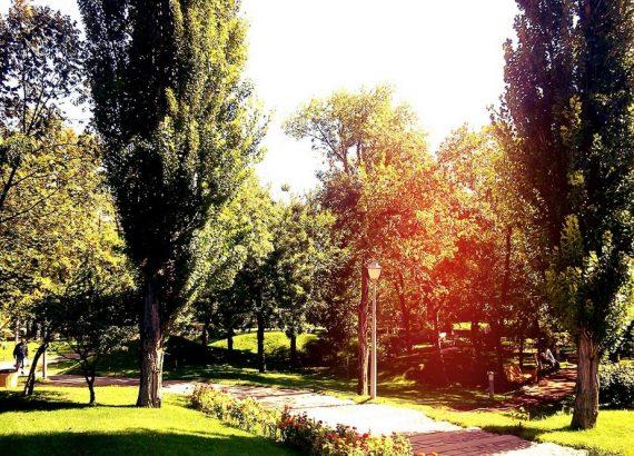 پارک عشاق ارمنستان