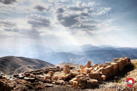 کوه نمرود ترکیه