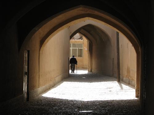 خانه رسولیان یزد