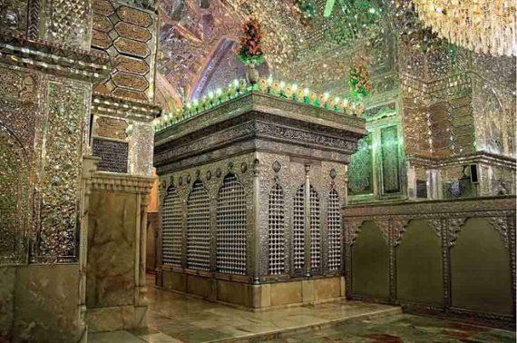 حرم شاهچراغ - شیراز