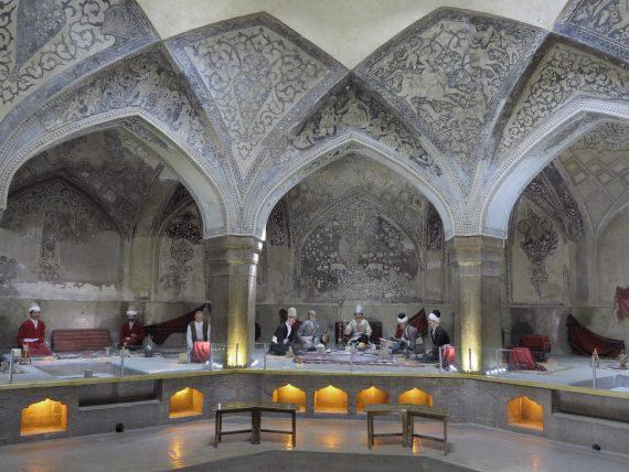 معرفی حمام وکیل شیراز