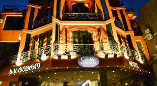 هتل کورال بوتیک گرجستان