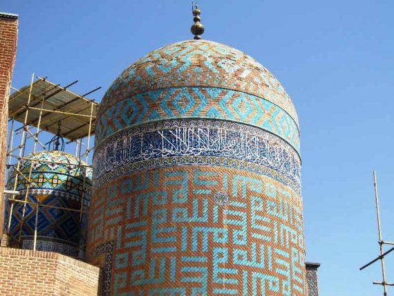 برج الله الله در شهر اردبیل (برج)