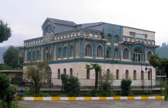 کاخ سردار امجد