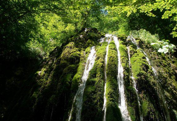 آبشار اسپه او مازندران
