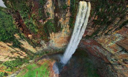 آبشار آنجل، بلندترین آبشار دنیا را بشناسید!