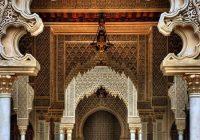 هنر معماری اسلامی در کاخ الحمرا کشور اسپانیا